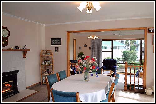 Napier Bed and Breakfast accommodation - Nest haven B&B
