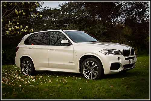 Tour Hawkes Bay in a BMW x5 with Hawkes Bay Scenic Tours